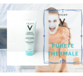 Sữa Rửa Mặt Tạo Bọt Vichy Purete Thermale Hydrating And Cleansing 125ml