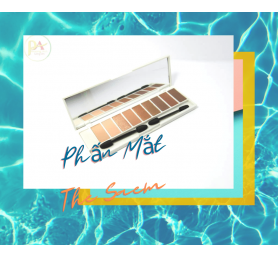 Bảng Phấn Mắt The Saem Color Master Shadow Palette #02
