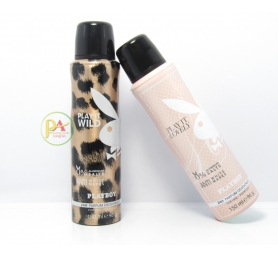 Xịt Khử Mùi PlayBoy Play It Anti White Marks 150ml